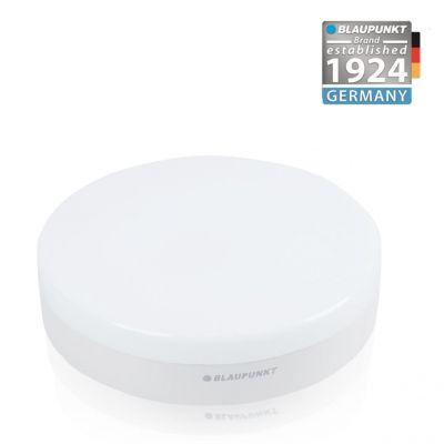 Blaupunkt Plafon LED 18W IP54 z mikrofalowym czujnikiem ruchu barwa naturalna