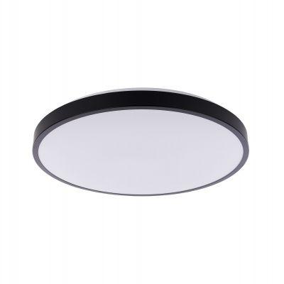 Plafon Nowodvorski 8183 AGNES ROUND LED BLACK 22W