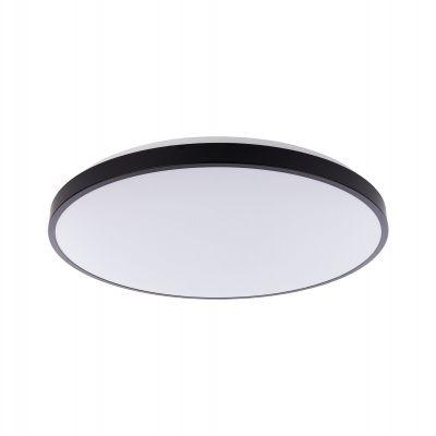 Plafon Nowodvorski 8206 AGNES ROUND LED BLACK 64W