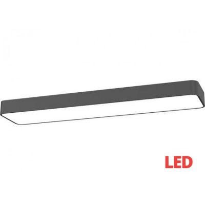 Plafon Nowodvorski Lighting 9531 Soft LED Graphite 90x20