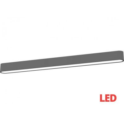 Plafon Nowodvorski Lighting 9535 Soft LED graphite 120x6