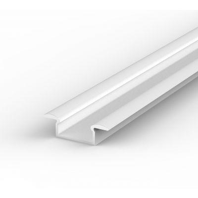 Profil LED Greenie P6-1B 1m biały lakierowany wpuszczany
