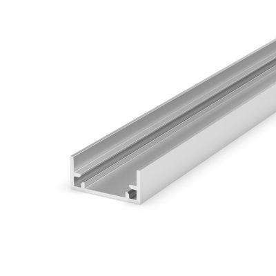 Profil LED Greenie P11-1 2000 mm anodowany srebrny