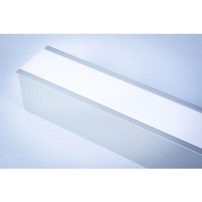 Profil Liniowy LED Greenie Linea wpuszczany 1200mm 40W szara obudowa
