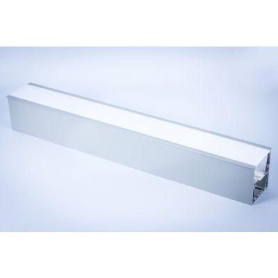 Profil Liniowy LED Greenie Linea wpuszczany 600mm 20W szara obudowa