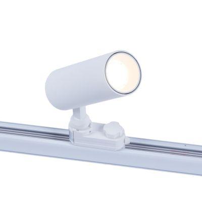 Reflektor szynowy biały 3-fazowy Abigali Posh Cree COB 12W CRI80 36°