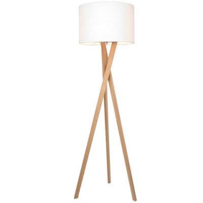 Lampa podłogowa By Rydens 4100020-6002 Vega oak
