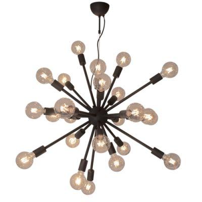 Lampa wisząca By Rydens 4200920-4007 Leo 24-fl