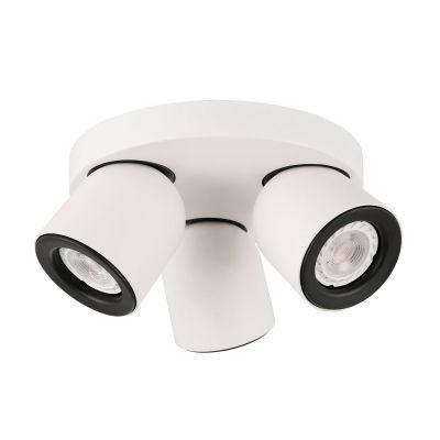 Spot Italux SPL-2855-3C-WH Nuora