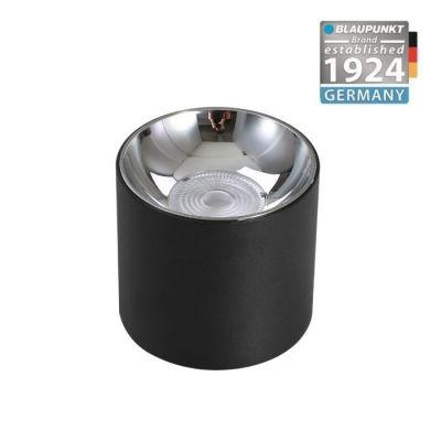 Spot natynkowy LED Blaupunkt Roller 10W Czarny
