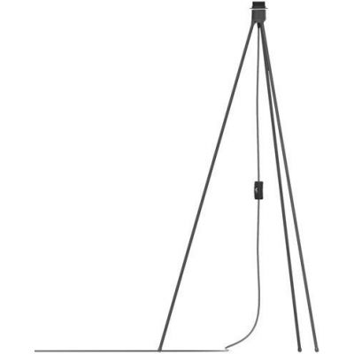 Stojak do lamp Tripod Floor Matt Black 4016 Umage