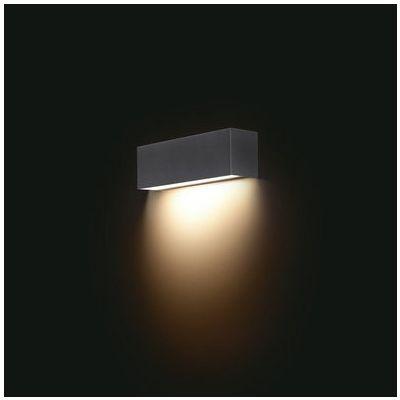 Lampa ścienna Nowodvorski STRAIGHT WALL LED GRAPHITE XS