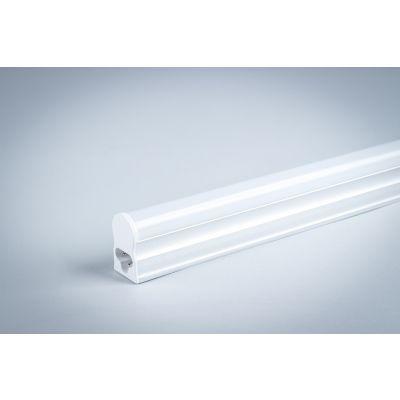 Świetlówka LED Greenie T5-1180mm 11W matowa Mięsna z oprawą