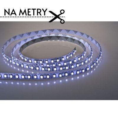 Taśma LED Greenie 120x2835SMD 9,6W/m CW IP65 1m