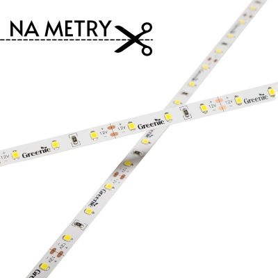 Taśma LED Greenie 60x2835SMD 6W/m IP65 WW Rolka 1m