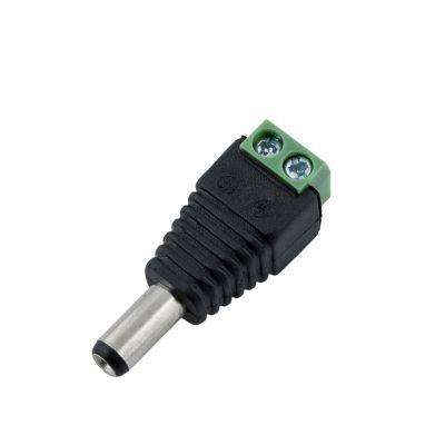 Łącznik, wtyczka łącząca zasilacz LED ze sterownikiem LED 12V