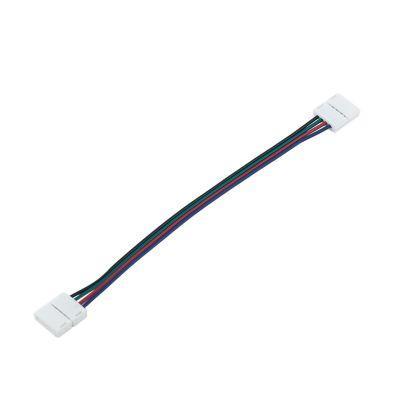 Szybkozłącze do taśm LED RGB z przewodem 15cm Greenie