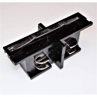 Uchwyt montażowy do podwieszania szyn 3 fazowych - czarny