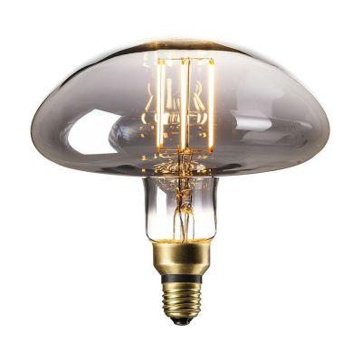 Żarówka Calex Calgary LED XXL LED 6W E27 Titanium 2200K 195 x 197mm