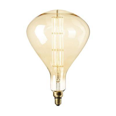 Żarówka Calex Sydney Gold LED lamp XXL  LED  8W  E27 Titanium 2200K 388 x 245mm