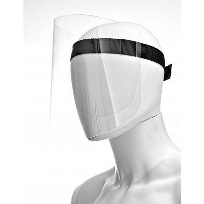 Przyłbica ochronna na twarz