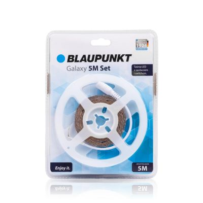 Zestaw taśma LED Blaupunkt Galaxy Blister 12V 5M