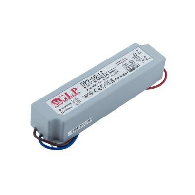 Zasilacz Impulsowy CV 12V/5A IP67 GPV 60W
