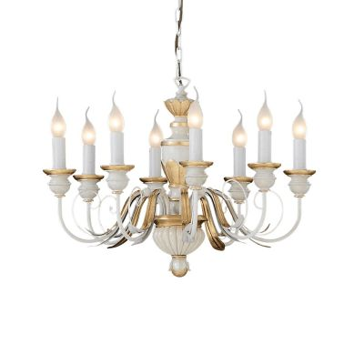 Żyrandol Ideal Lux 012872 Firenze SP8