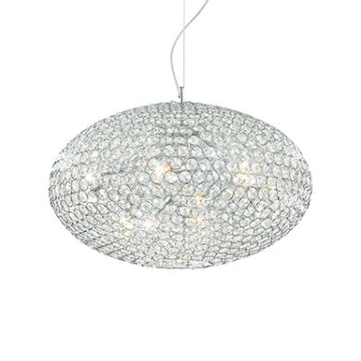 Żyrandol Ideal Lux 066394 ORION SP12