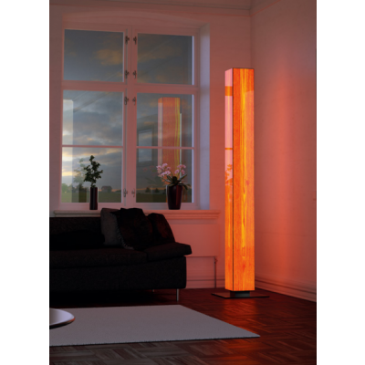 Lampa LED Wooden BEAM Wi-fi Control