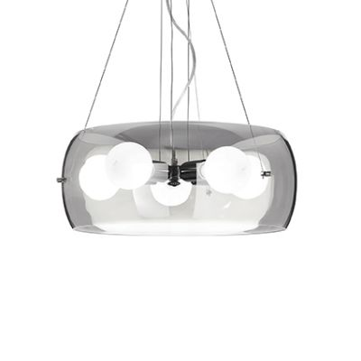 Lampa Ideal Lux AUDI-10 SP5 Smoked Glass