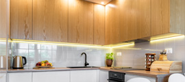 Oświetlenie LED do kuchni