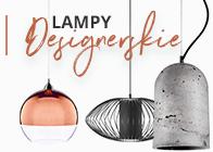 Lampy designerskie LED