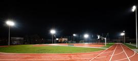 Stadionowe oświetlenie LED