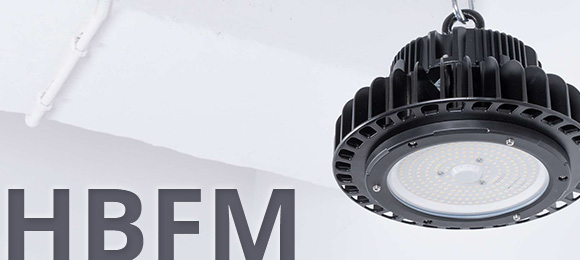 Lampa LED HighBay Flat