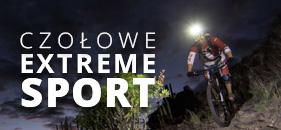 Latarki LED rowerowe Extreme Sport