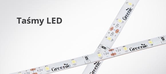 Taśmy LED