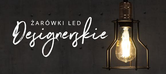 Żarówki LED Designerskie