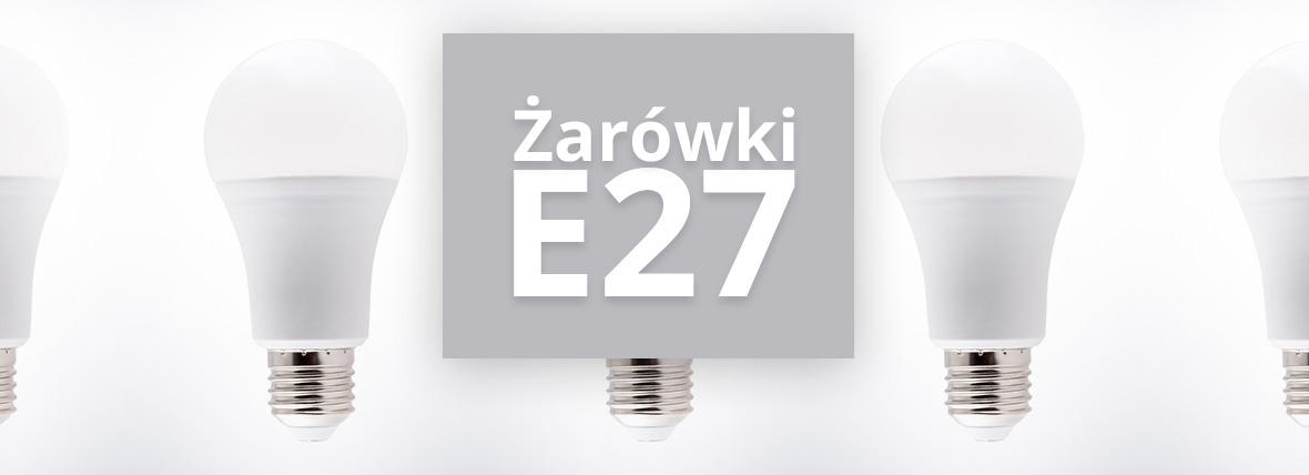 Żarówki LED E27