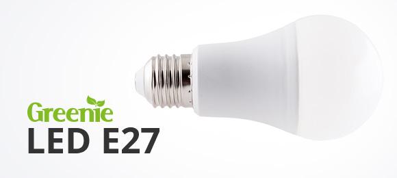 Żarówki Greenie LED E27
